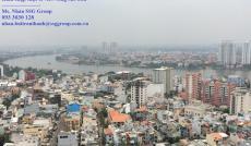 Cho thuê văn phòng MT Điện Biên Phủ - D1, 16$/m2, bàn giao ngay, View sông Saigon