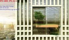 Cho thuê văn phòng HẠNG A Pearl Plaza, giá 16$/m2 - Hotline Chủ đầu tư 0933030128