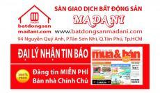 Bán nhà Hẻm – Mạc Thị Bưởi, P.Bến Nghé, Q.1