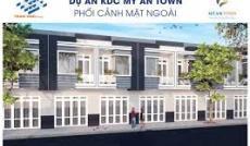 Nhà,Đất Khu Đô Thị Mới, Nguyễn Văn Bứa, Hóc Môn, SHR, Thổ Cư 100%,