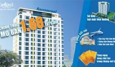 Bán căn hộ mặt tiền đường Hoàng Hoa Thám, cạnh Tân Sơn Nhất, voucher 2%, nội thất cao cấp, đã xong móng
