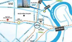 Căn hộ đẹp trung tâm quận Bình Thạnh, giá chỉ 1.6 tỷ/2PN. LH xem nhà mẫu: 0902 009 542