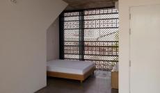 Cho thuê căn hộ dịch vụ 1 phòng ngủ đường Nguyễn Hữu cảnh, Bình Thạnh, nội thất đẹp, 35m2, 12 tr/tháng