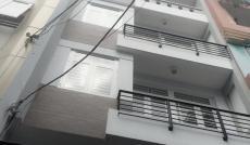 Bán nhà cực đẹp HXH đường Hoa Sứ, Phú Nhuận vào ở ngay, 5x16m trệt, 3 lầu, ST, 8.7 tỷ TL