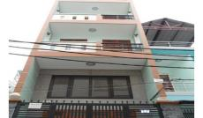 Cực sốc bán nhà hẻm thẳng 6m Âu Cơ, P10, Tân Bình, 4x22m, lửng 3 lầu