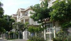 Cần cho thuê gấp biệt thự phố vườn Mỹ Thái 1 + 2 Phú Mỹ Hưng, diện tích: 7x18m