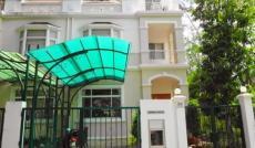 Cho thuê biệt thự song lập phố vườn Mỹ Thái 1, Phú Mỹ Hưng, Quận 7