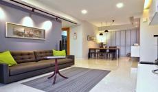 Cần cho thuê gấp căn hộ Nguyễn Phúc Nguyên quận 3. DT: 76m2, 2PN, giá 13.5 tr/tháng