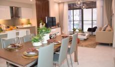 Cần cho thuê gấp căn hộ Sông Đà Kỳ Đồng quận 3. DT 80m2, 2PN, giá 14 tr/th