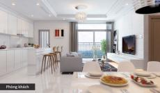 Cho thuê gấp căn hộ Phú Đạt trên đường D5, Q. Bình Thạnh, DT: 78 m2, 2PN