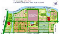 Bán nền dự án Nam Long, Quận 9, DT 4,5x20m, sổ đỏ, giá 35tr/m2