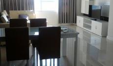 Cho thuê căn hộ Sunrise City DT 120m2 căn góc view hồ bơi, nội thất đẹp giá 28tr/th