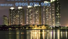 Bán CH Saigon Plaza nội thất đủ, tầng cao 4,2 tỉ - Cell: 0908 078 995
