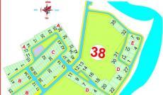 Bán đất thổ cư mặt tiền Bưng Ông Thoàn quận 9, giá 34 tr/m2, lô B, dự án Thời Báo Kinh Tế, Q9