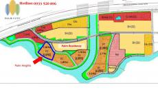 Căn hộ Palm Heights khu Nam Rạch Chiếc, thanh toán 1%/ tháng, chủ đầu tư Keppeland Singapore