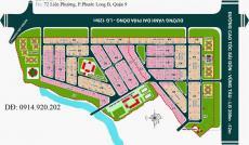 Bán lô đất ngang 8, hợp đồng địa ốc 3, dự án phát triển nhà quận 3-Phú Hữu, Q9