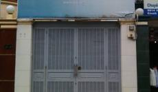 Gấp! Gấp! Bán nhà mặt tiền Trường Chinh, P12, Tân Bình, DT: 4X27m, cấp 4