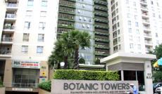 Cho thuê CHCC Botanic, Quận Phú Nhuận, 2 phòng