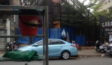 Bán đất 2 mặt tiền 14Bis Nguyễn Đình Chiểu phù hợp xây trụ sở ngân hàng, cao ốc văn phòng