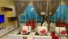 Bán căn hộ Tân Hòa Đông, Q. 6, DT 50m2, giá 1 tỷ 3, tặng 3 chỉ vàng, CK lên đến 5%