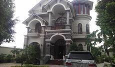 Cho thuê nhà mặt tiền Nguyễn Qúy Cảnh, An Phú An Khánh, Q2. 1 hầm, 2 lầu, 63 tr/th. LH 0918486904