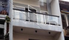 Bán nhà mặt tiền Trường Sa, quận 3. 6*28m, 3 lầu, xây dựng mới