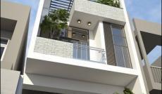 Thuê nguyên căn dài hạn khu Bàu Cát, P12, Q. Tân Bình, DT 9x22m. 2 lầu