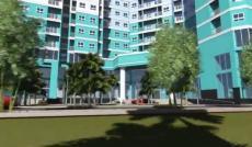 Cho thuê căn hộ 8X Đầm Sen, DT 45m2, giá 5.5 - 6,5triệu/th, dọn vào ở ngay