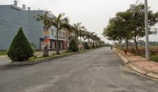 Bán đất giá rẻ - MT QL1A - chợ Bình Chánh - 140tr/nền