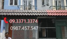 🏠🏠Nhà 1 trệt 1 lầu, DT: 4m x 18m Gần sông Sài Gòn thoáng mát, yên tĩnh - 1.68 tỷ 📞09.3371.3374
