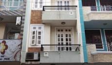 Bán nhà 3 lầu cực đẹp mặt tiền HXH Trần Bình Trọng
