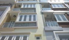 Bán nhà 2 mặt tiền HXH Nguyễn Cảnh Chân, Q1, DT: 5x11m, 4 lầu có TM, HD thuê 50tr/th