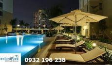 Thuê căn hộ Masteri, 2 phòng ngủ, tầng cao, view đẹp, LH 0932 196 238