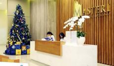 Cần cho thuê căn hộ Masteri, 2 phòng ngủ giá 16 triệu/tháng, view sông SG