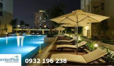 Cho thuê căn hộ Masteri Thảo Điền, 50m2, 1 phòng ngủ, nhà trống