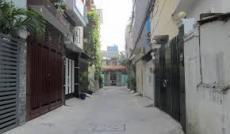 Kẹt tiền bán gấp nhà hẻm 3,5m Trường Chinh, P. 14, Q. Tân Bình