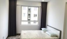 Cần cho thuê gấp chung cư Conic, Bình Chánh 64m2, 2PN, 1WC, nội thất đầy đủ còn mới. 6 tr/tháng