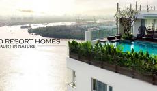 Bán penthouse Đảo Kim Cương Quận 2, 3 mặt view sông, Bitexco, Q. 1, 561 m2, 43 tr/m2