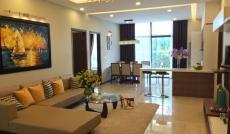 Cần cho thuê gấp CC Thuận Việt, A- 14, nội thất cơ bản (rèm cửa, máy lạnh, giường, TV), 9tr5/ th