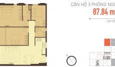 Chính chủ xuất ngoại cần bán căn 2PN Sài Gòn Royal gấp. LH 0903 365 466