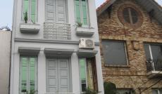 Bán nhà mặt tiền Trần Hưng Đạo, phường 1, Q. 5, 13x12m, 8 tầng HĐ thuê 500triệu/th, giá tốt