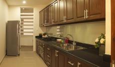 Cần cho thuê gấp chung cư cao cấp Vạn Đô, 87m2, 2PN, 2WC, lầu 8, giá 11tr5/ tháng
