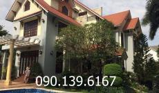 Villa cho thuê đường Nguyễn Văn Hưởng, phường Thảo Điền, giá 113.7 triệu/tháng