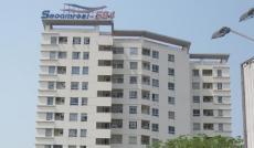 Cần bán gấp căn hộ Sacomreal 584, Dt 76m2, 2 phòng ngủ, nhà rộng