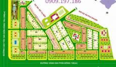 Bán gấp biệt thự liền kề lô dự án phát triển nhà quận 3, DT: 168m2, giá 18tr/m2