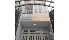 Nhà hẻm Nguyễn Văn Tráng, P. Bến Thành, Q1, 4.2x7.4m, trệt, 3 lầu, gía 3,5 tỷ(TL)