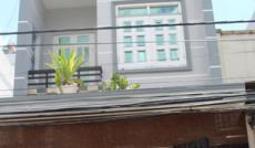 Bán nhà hẻm Phạm Viết Chánh, P. Nguyễn Cư Trinh, Q1. DT: 5.1x6.3m (NH), gía: 4 tỷ(TL)