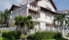 Biệt thự song lập Phú Mỹ Hưng 4PN, trung tâm Cảnh Đồi giá rẻ