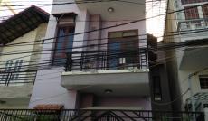 Nhà hẻm Nguyễn Văn Tráng, P. Bến Thành, Q1, 4.2x7.4m, trệt, 3lầu, gía: 3,5 tỷ