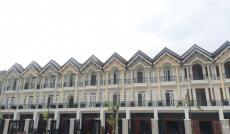 Mở bán 13 căn nhà phố mới xây 100%, giá rẻ, Thạnh Xuân 22